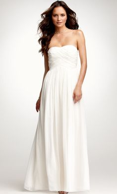 Ann Taylor Bridal Gown Style - 256362