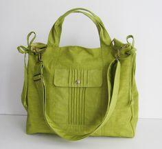 handbag, purs, green bag