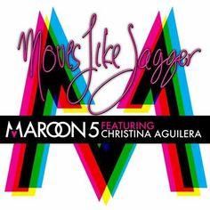 Maroon 5 - Moves Like Jagger (feat. Christina Aguilera) (Single)