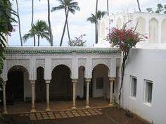 Shangri-la...Doris Duke's estate built in 1937 in Hawaii...totally amazing if I don't say so myself!!! architectur speak, duke estat, 1960s model, estat built, shangriladori duke, duke oahu, oahu estat