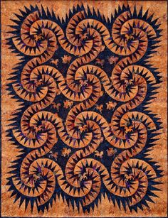 Sand Devils Quilt Pattern - The Virginia Quilter