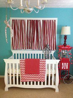 Baroque Circus Nursery - Project Nursery