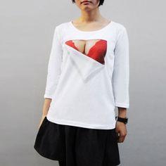 Japanese T-shirts, Humorous art & design