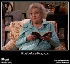 Betty White ~ Hot in Cleveland