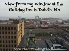 In Duluth, Mn and lo