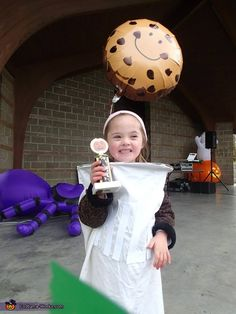 Milk and Cookies - Creative DIY Halloween Costume
