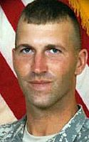 Army Sgt. Dariek E. Dehn  Died June 2, 2007 Serving During Operation Iraqi Freedom  32, of Spangle, Wash., assigned to 6th Squadron, 9th Cavalry Regiment, 3rd Brigade Combat Team, 1st Cavalry Division, Fort Hood, Texas; died June 2 in Balad, Iraq, of wounds sustained from an improvised explosive device.