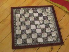Chess board - Tablero de ajedrez