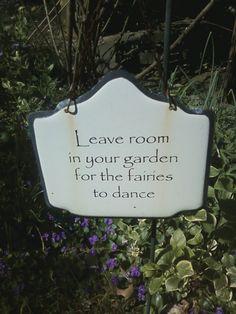 Garden...Fairies... ♥