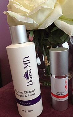 Derman MD Skincare - Pink Silk and S-Cargo Prize Pack check out the blog for More info!