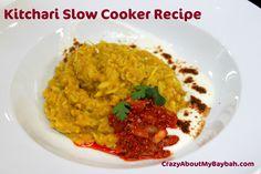 Kitchari Slow Cooker Recipe