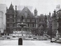 Vanderbuilt Mansion on Fifth Avenue between 58th & 57th St.