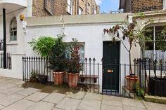 A Peek Inside the Teeny-Tiniest House in London