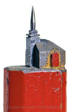 Dalton Ghetti pencil sculpture #Art