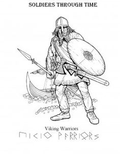 Vikings - Soldiers Through Time Unit Study 2