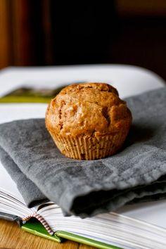 Spelt carrot muffins | Lisa Hjalt - quite healthy, actually!