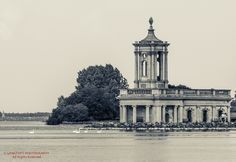 Normanton Church Rutland Water Nr Oakham.