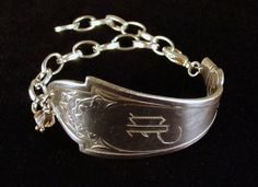 Crafts With Spoons & Forks - spoon bracelet