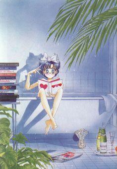 Mizuno Ami, Sailor Mercury
