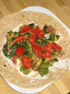 Stump the Chef: Eggless Breakfast Burrito