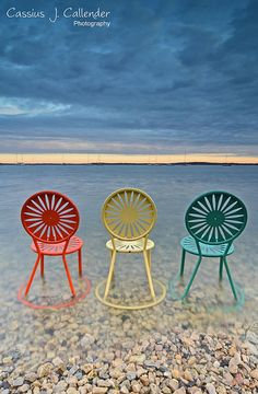 Union Chairs + Lake Mendota... oh to be in college again...