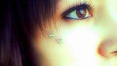 My anti eyebrow piercing anti eyebrow, ball, eyebrow pierc