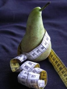 Pear Shaped Body Diet - Intro. Just based o this intro.. Pretty sure i can figure out the rest and get bikini ready by June!