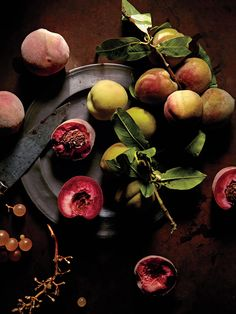 The Markets and Food of Southern France | summer fruit, foods, growing vegetables, hungri ghost, color, ghost food, peach, beauti, southern france