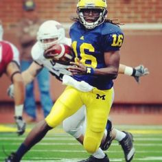 Congrats to Denard for being drafted by the Jacksonville Jaguars!  Good luck and forever go blue!