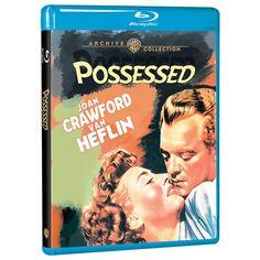 Possessed - Blu-Ray (Warner Archive Region A) Release Date: October 21, 2014 (Amazon U.S.)