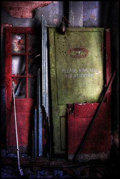 Stacked doors