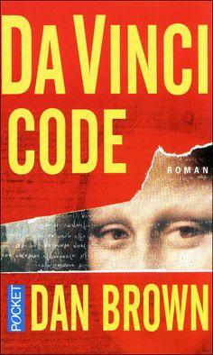 Da Vinci code - Dan Brown - Roman - J'ai lu