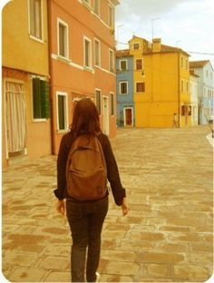 Natalie Hughes // Burano, Italy, Summer '06