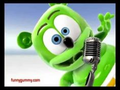 Je m'appelle Funny Bear - Full French Version - Gummy Bear Song