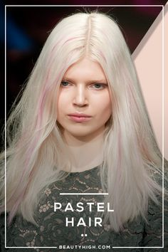 Pastel Hair...we're still crazy for it.
