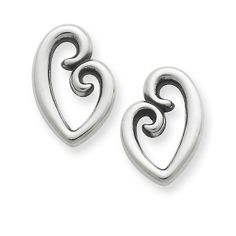 Mother's Love Ear Posts #jamesavery