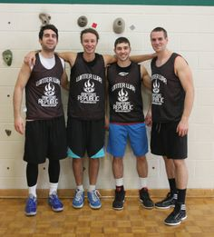 Hoop Squad (Runners-up)