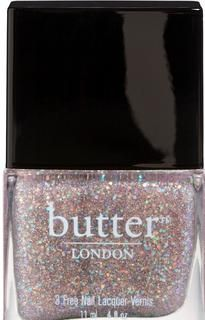 ******butter LONDON - Pink Glitter Nail Polish – Tart With A Heart