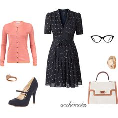 """""""The Librarian"""" by archimedes16 on Polyvore"""