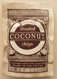 What's Good at Trader Joe's?: Trader Joe's Roasted Coconut Chips