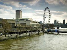 London's Southbank Centre via visitlondon.com