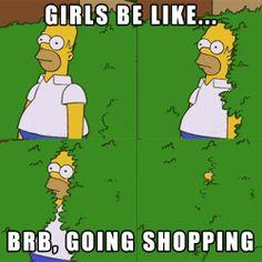 Girls be like... #lol