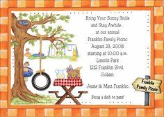famili reunion, invit idea, famili game, family reunion invitations, family reunions