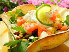 tortilla, southwest star, southwestsalad eathealthi, star salad, healthi eat, stars, southwest salad, eat healthi, salads