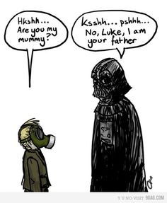 Dr. Who meets Star Wars :-)