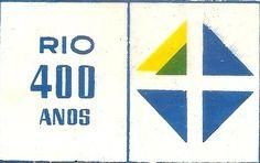 400 Years of Rio de Janeiro, 1565-1965 (Brazil)