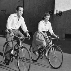 Lauren Bacall et Humphrey Bogart