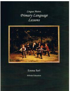 Language Lessons (a la Charlotte Mason )