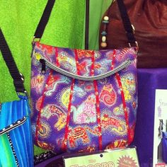 #laurelburch at studiokat—this bag is awesome!