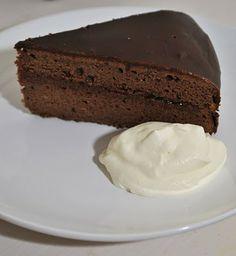 Scandi Home: Sachertorte - Austrian Chocolate Cake